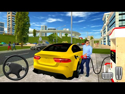 Taxi Game 2 #1 Uber Cab Service Driving Simulator - Car Games - Android Gameplay from YouTube · Duration:  3 minutes 30 seconds