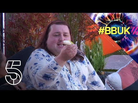 The banana that just won't peel | Big Brother 2018