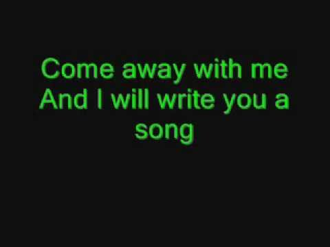 Norah Jones  Come away with mewmv lyricsletras