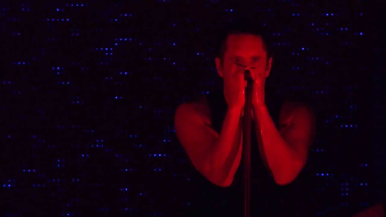 nine inch nails live: tension 2013 in St. Louis - YouTube