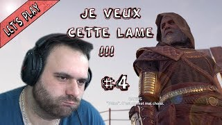 OK ! JE L'HABILLE ... L'HÉRITAGE DE LA LAME PART 2 ( ASSASSIN'S CREED ODYSSEY )