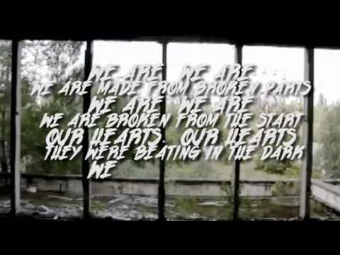 """HOLLYWOOD UNDEAD - """"WE ARE"""" (OFFICIAL LYRIC VIDEO)"""