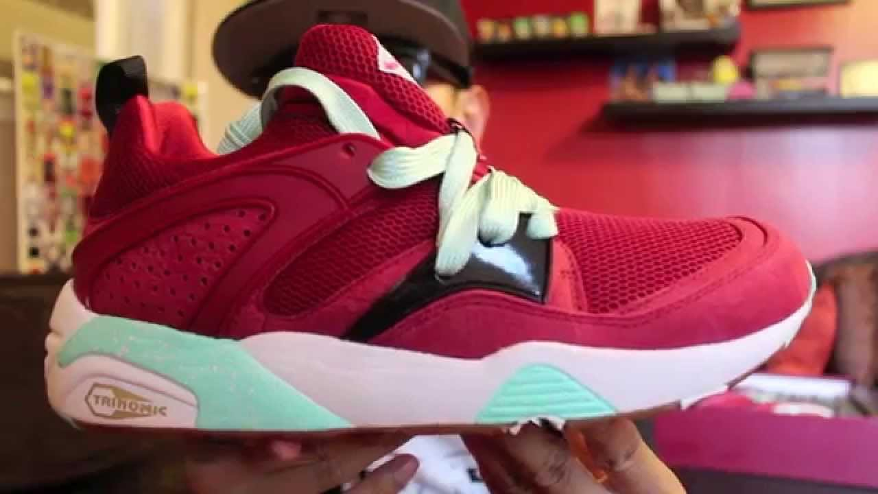 534b513abf Packer Shoes x Sneaker Freaker x Puma Blaze of Glory - BLOODBATH Sneaker  Pick Up Review - YouTube