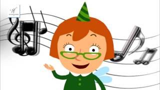 Уроки музыки детям  №3