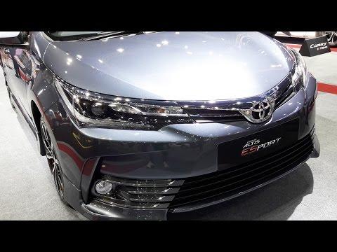 Toyota Corolla Altis 2017 ESPORT OPTION