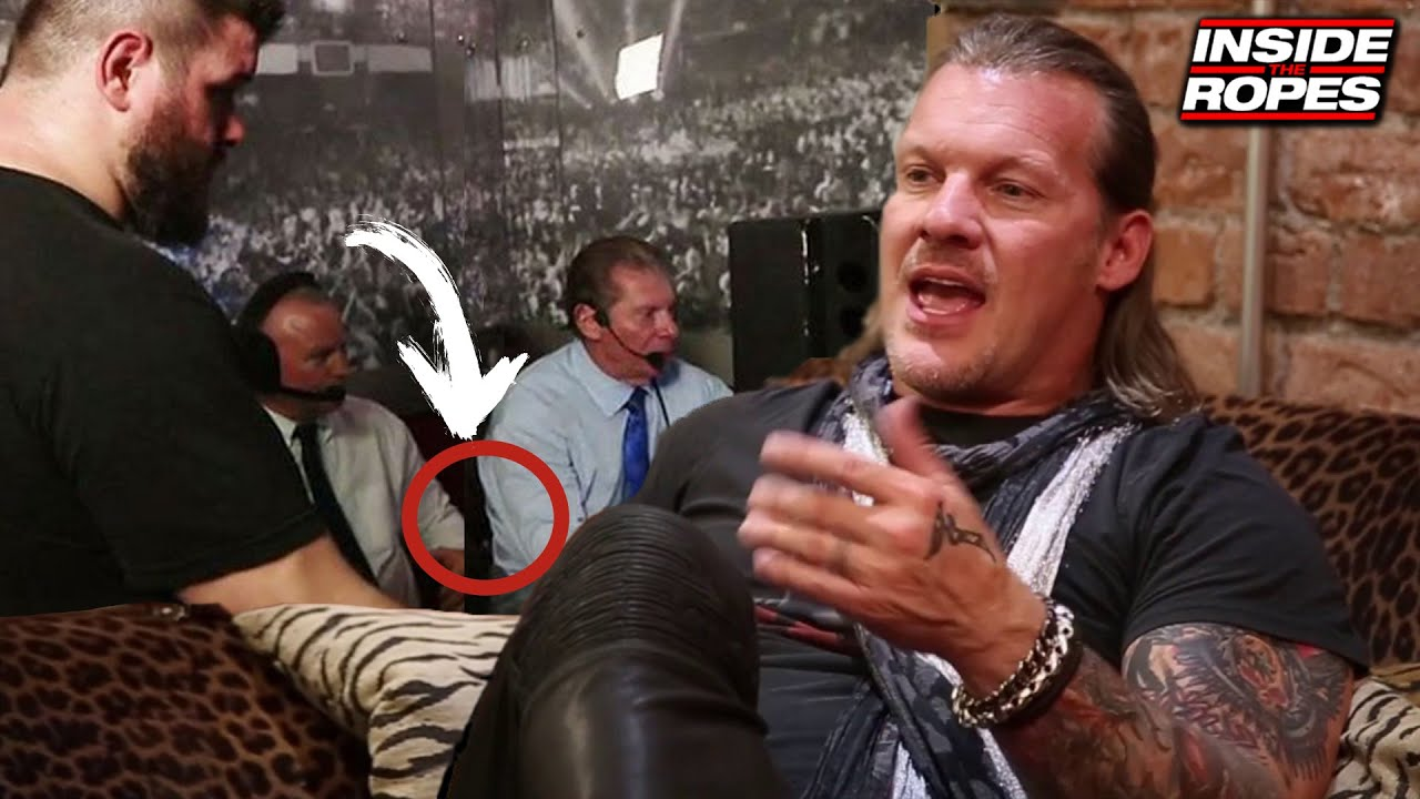 Download Chris Jericho Reacts To Vince McMahon Calling His WM 33 Match Worst Ever
