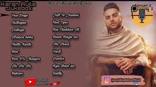 Best of Karan Aujla All songs Non-stop Top Hits | Latest Punjabi Jukebox 2021 Back to Back Playlist