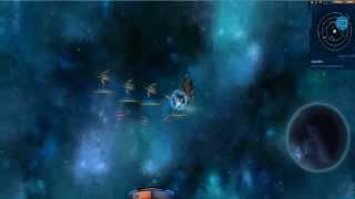 Космическая бесплатная браузерная онлайн игра 'Звездные призраки'