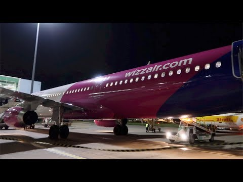 A rapidly expanding airline | Wizz Air A321ceo | How good/bad are they?