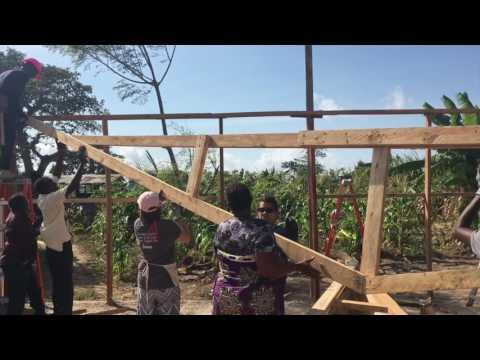 Trinity Church Builds