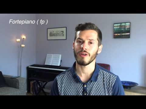GCSE Edexcel Music - Setwork 4: Dynamics & Tempo