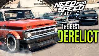 BEST DERELICT CAR?! | Need for Speed Payback Online thumbnail