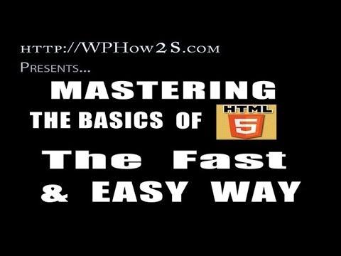 HTML Tutorial for Beginners | FREE HTML Tutorial Videos | Learn HTML Basics thumbnail