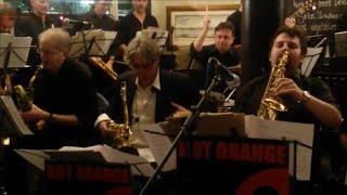 The Hot Orange Big Band - Freedom Jazz Dance, 21st Sept 2014