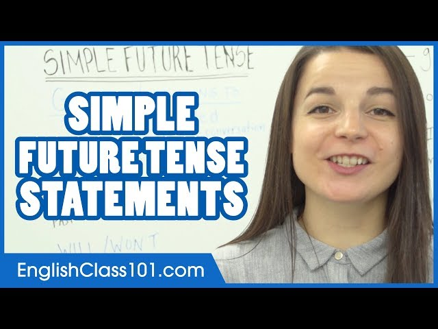 Simple Future Tense - WILL / GOING TO / BE+ING - Learn English Grammar