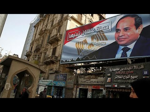 Egypt detains last major challenger to Sisi's reelection