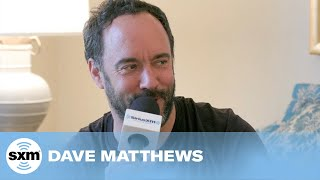 Dave Matthews on Getting Back In The Studio