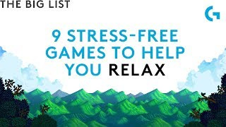 9 stress-free games to help you relax