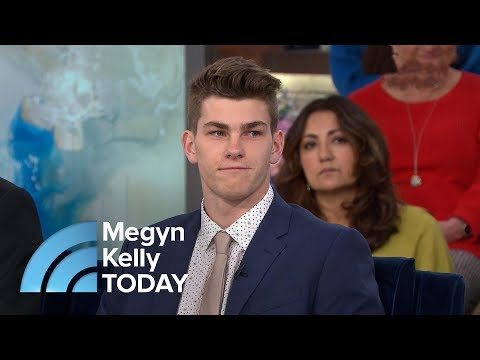 Jacob Moore, Larry Nassar's First Male Accuser, In His First Live Interview | Megyn Kelly TODAY