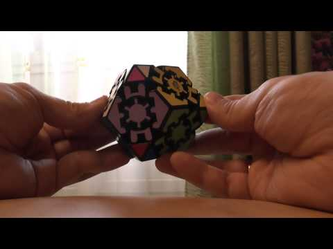 LanLan Gear Rhombic Dodecahedron gear часть 1 из 2