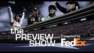 Fedex Preview Show: Ism Raceway