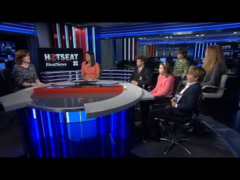 Education Secretary Nicky Morgan Quizzed In The Hotseat