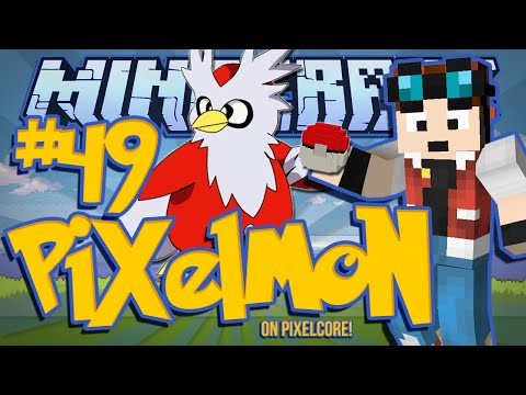 Minecraft | A PRESENT FOR JAMES | Pixelmon Mod w/DanTDM #49