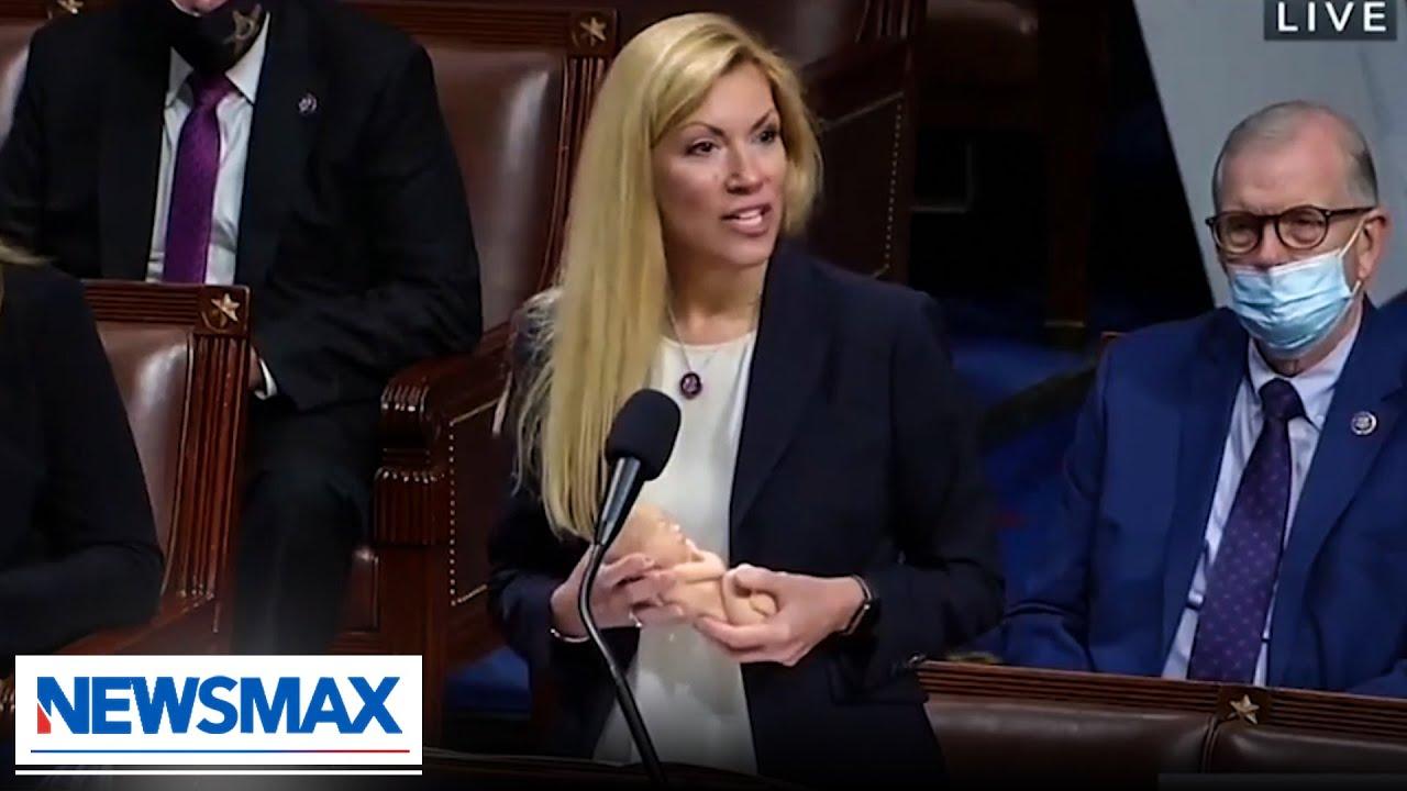 Congresswoman torches pro-abortion Democrats on House floor | The Chris Salcedo Show