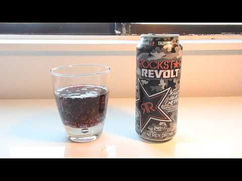 "TPX Reviews - ""Rockstar Energy: Revolt (Killer Black Cherry)"""