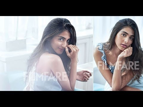 Behind-the-scene with Pooja Hegde | Photoshoot | Filmfare