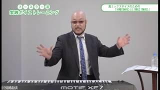 武田梵声 フースラー流 実践ボイストレーニング「純粋な裏声と純粋な地声」