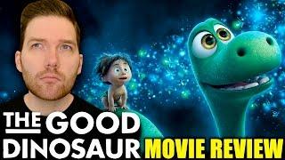 The Good Dinosaur - Movie Review