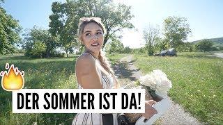 DER SOMMER IST DA! | 08.05.2018 | ✫ANKAT✫