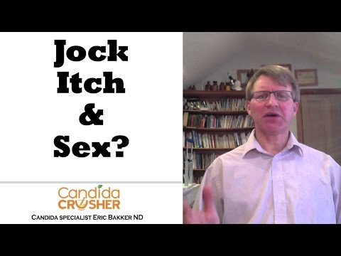 Can I Have Sex When I Have Jock Itch?