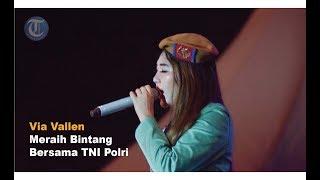 Download Lagu Via Vallen  Meraih Bintang | Bersama TNI Polri di BKB Palembang MP3