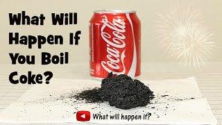 What Will Happen If You Boil Coke? (Full range)