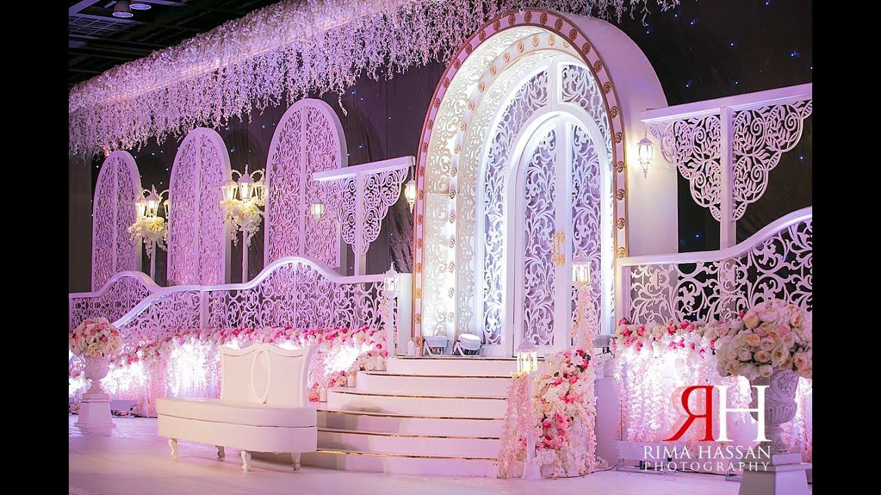 Dubai world trade center wedding huda ibrahim youtube junglespirit Choice Image
