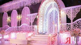 Dubai World Trade Center Wedding - Huda & Ibrahim