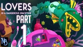 Lovers in a Dangerous Spacetime Walkthrough Part 1 No Commentary