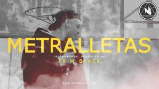 BASE DE RAP DOBLE TEMPO - METRALLETAS - HIP HOP BEAT INSTRUM...