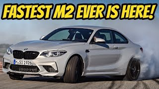 2019 BMW M2 Competition CS With S55 Will Blow Your Mind! | DETAILS