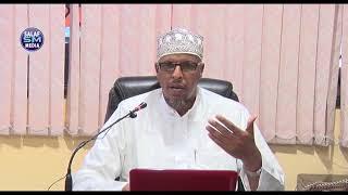 Xalqadii 6 aad Su Aalihii facebookga Dr Sh Mohamud Shibli