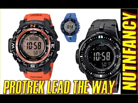 Casio ProTrek: Best Outdoor Watch Made?
