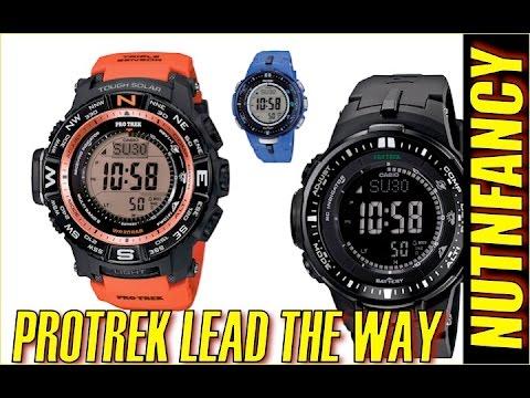 Casio ProTrek: Best Outdoor Watch Made?