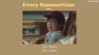 [THAISUB] Every Summertime - NIKI