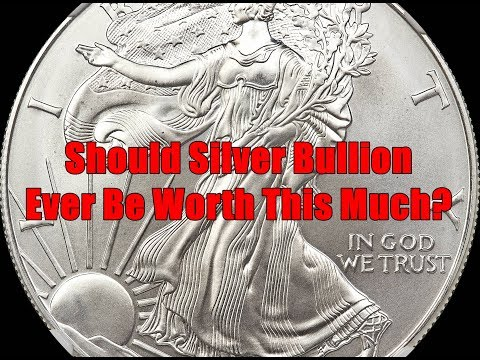 CRAZY 1999 American Silver Eagle Sells For $7,000+ - Is This Breaking The Rules About Bullion??