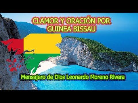CLAMOR Y ORACIÓN POR GUINEA BISSAU