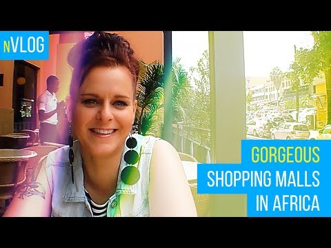 There Are Beautiful Malls in Africa! #africa #uganda #vlog