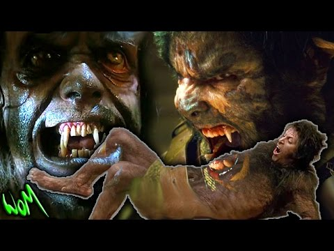 Greatest Werewolf Transformations - WoM