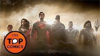 Todo del Universo Cinematográfico de DC Comics